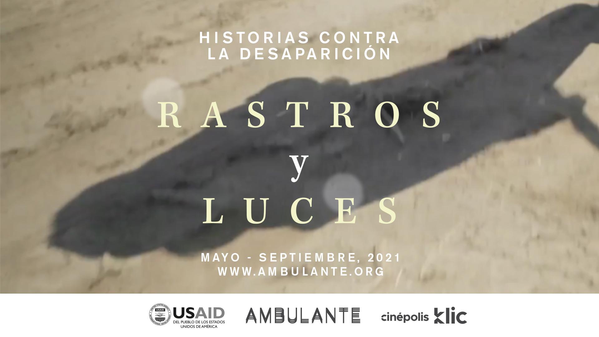 BANNER_RASTROS Y LUCES (2) - Ambulante